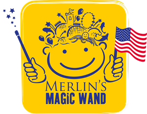 Merlin's Magic Wand logo