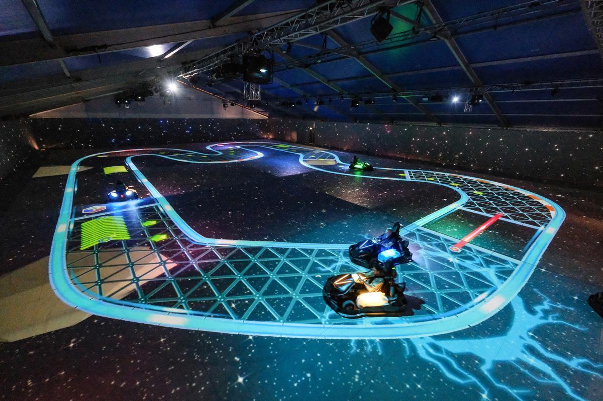 Chaos Karts track demo