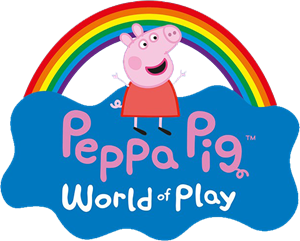 Peppa Pig World of Play logo
